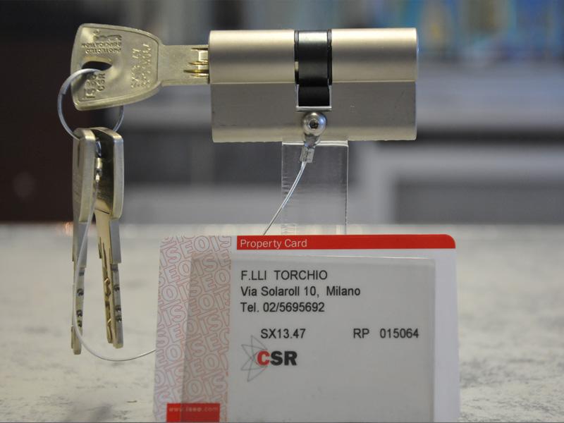 Favorito Servizi: serrature e cilindri, rinnovamento serrature, porte  GB97